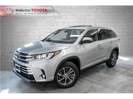 2019 Toyota Highlander XLE (Stk: 19377) in Walkerton - Image 1 of 17