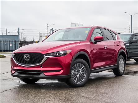 2019 Mazda CX-5 GS (Stk: M6429) in Waterloo - Image 1 of 17