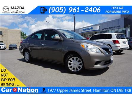 2012 Nissan Versa  (Stk: DR154A) in Hamilton - Image 1 of 31