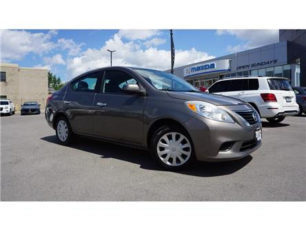 2012 Nissan Versa  (Stk: DR154A) in Hamilton - Image 2 of 31