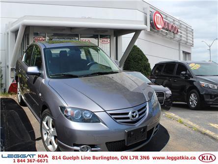 2006 Mazda Mazda3 GT (Stk: 901020A) in Burlington - Image 1 of 11