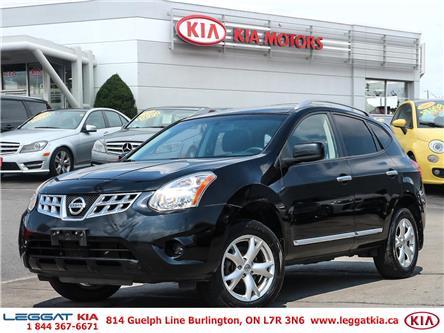 2011 Nissan Rogue SV (Stk: W0186) in Burlington - Image 1 of 25