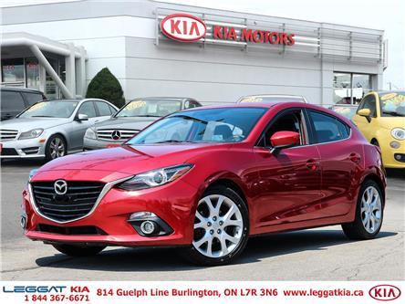 2014 Mazda Mazda3 Sport GT-SKY (Stk: W0184) in Burlington - Image 1 of 26