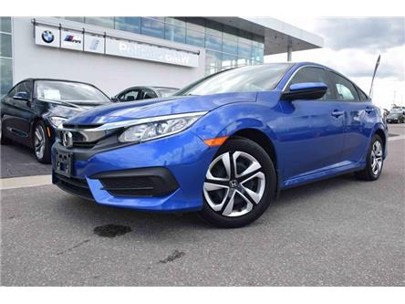2017 Honda Civic LX (Stk: 030175X) in Brampton - Image 1 of 14