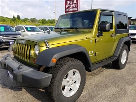 2007 Jeep Wrangler X (Stk: 125142) in Cambridge - Image 1 of 22