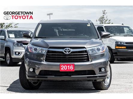 2016 Toyota Highlander Limited (Stk: 16-66479GL) in Georgetown - Image 2 of 22