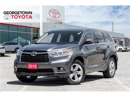 2016 Toyota Highlander Limited (Stk: 16-66479GL) in Georgetown - Image 1 of 22