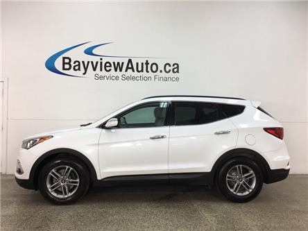 2017 Hyundai Santa Fe Sport 2.4 Luxury (Stk: 35486J) in Belleville - Image 1 of 30