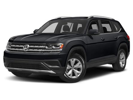 2019 Volkswagen Atlas 3.6 FSI Highline (Stk: W1143) in Toronto - Image 1 of 8