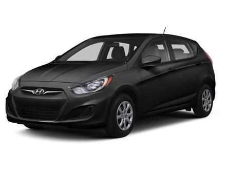 2013 Hyundai Accent  (Stk: EA20004A) in Woodstock - Image 1 of 7