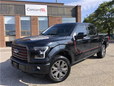 2016 Ford F-150 Lariat (Stk: C2929) in Concord - Image 1 of 5