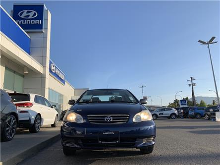 2004 Toyota Corolla CE (Stk: H91-6769A) in Chilliwack - Image 2 of 11