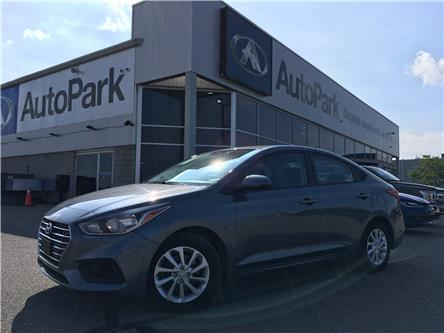 2019 Hyundai Accent Preferred (Stk: 19-52771RJB) in Barrie - Image 1 of 24