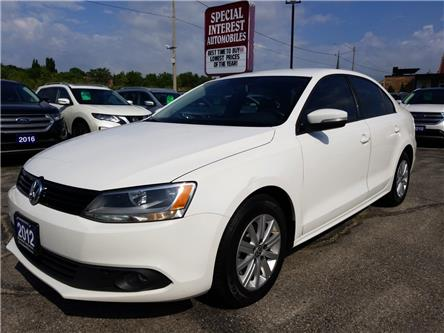 2012 Volkswagen Jetta 2.0L Comfortline (Stk: 335807) in Cambridge - Image 1 of 20