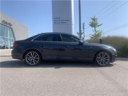 2017 Audi A4 2.0T Technik (Stk: B8727) in Oakville - Image 2 of 21