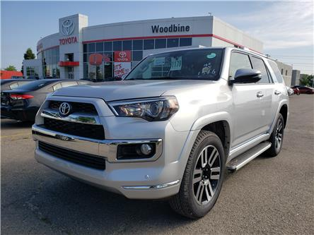 2019 Toyota 4Runner SR5 (Stk: 9-1179) in Etobicoke - Image 1 of 14