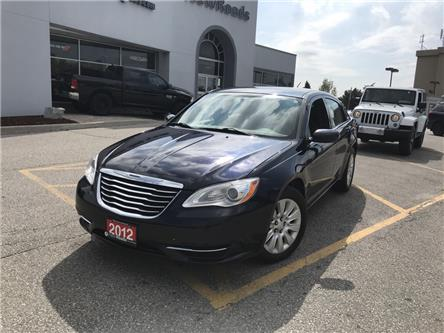2012 Chrysler 200 LX (Stk: 24294T) in Newmarket - Image 1 of 21