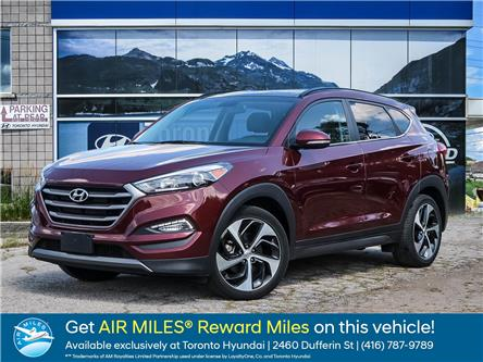 2016 Hyundai Tucson Limited (Stk: U06599) in Toronto - Image 1 of 29