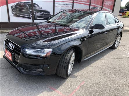 2016 Audi A4 2.0T Progressiv plus (Stk: 008724) in Toronto - Image 2 of 14