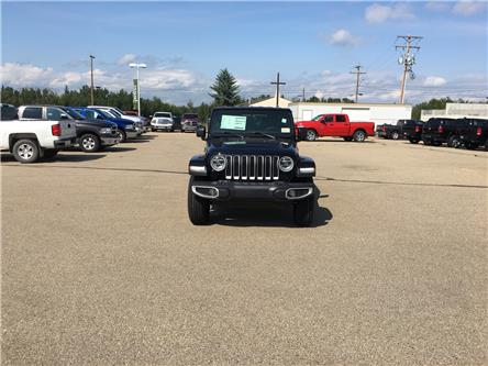 2020 Jeep Wrangler Unlimited Sahara (Stk: 20WR3765) in Devon - Image 2 of 15