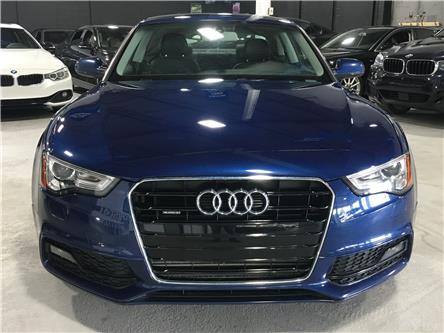2016 Audi A5 2.0T Progressiv plus (Stk: 5643) in North York - Image 2 of 20