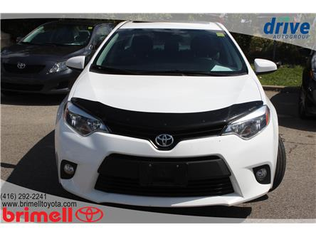 2014 Toyota Corolla LE (Stk: 207337A) in Scarborough - Image 2 of 4