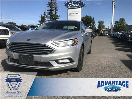 2017 Ford Fusion SE (Stk: K-2331A) in Calgary - Image 1 of 24