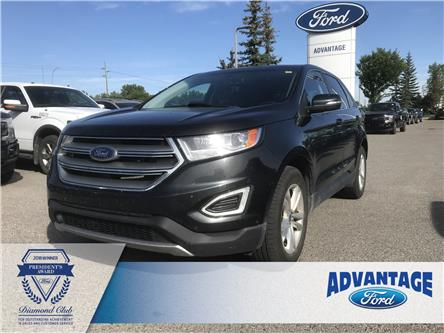 2015 Ford Edge SEL (Stk: K-2357A) in Calgary - Image 1 of 24