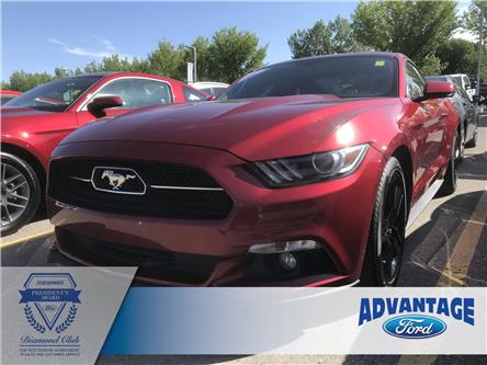 2015 Ford Mustang EcoBoost Premium (Stk: K-1991A) in Calgary - Image 2 of 22