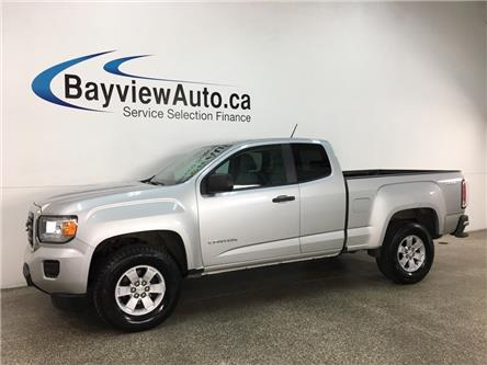 2017 GMC Canyon Base (Stk: 35345W) in Belleville - Image 1 of 27
