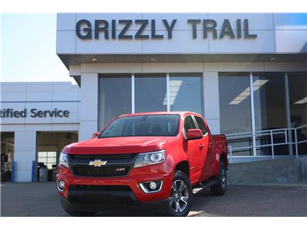 2020 Chevrolet Colorado Z71 (Stk: 58547) in Barrhead - Image 1 of 35