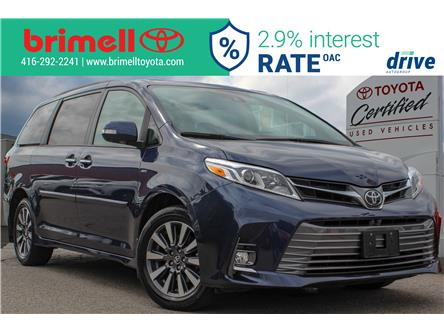 2018 Toyota Sienna Limited 7-Passenger (Stk: 9929) in Scarborough - Image 1 of 34