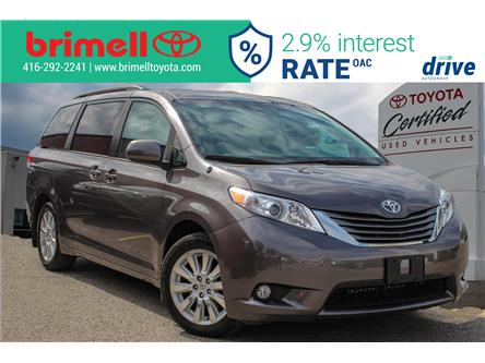 2012 Toyota Sienna XLE 7 Passenger (Stk: 9935) in Scarborough - Image 2 of 30
