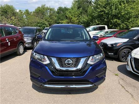 2020 Nissan Rogue S (Stk: RY20R026) in Richmond Hill - Image 1 of 5