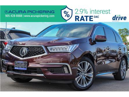 2017 Acura MDX Elite Package (Stk: AP4935) in Pickering - Image 1 of 36