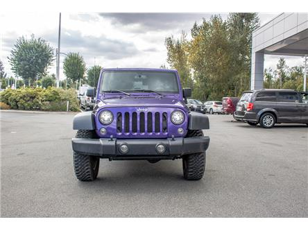 2017 Jeep Wrangler Unlimited Rubicon (Stk: K825452A) in Abbotsford - Image 2 of 30