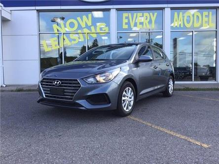 2020 Hyundai Accent Preferred (Stk: H12247) in Peterborough - Image 2 of 17