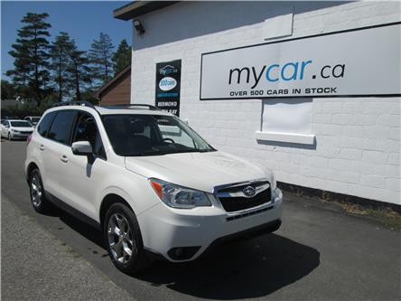 2016 Subaru Forester 2.5i Limited Package (Stk: 191203) in Richmond - Image 1 of 19