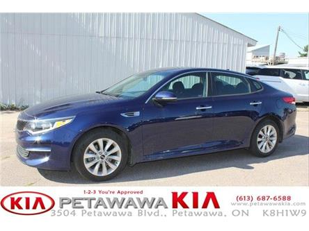 2018 Kia Optima LX+ (Stk: 19064-1) in Petawawa - Image 1 of 15