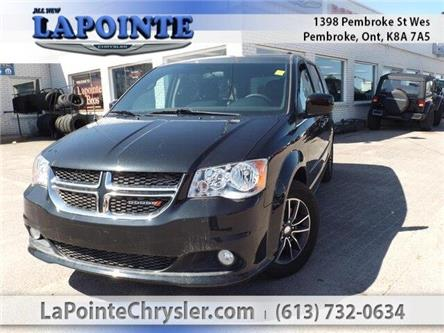 2017 Dodge Grand Caravan CVP/SXT (Stk: P3464) in Pembroke - Image 1 of 25