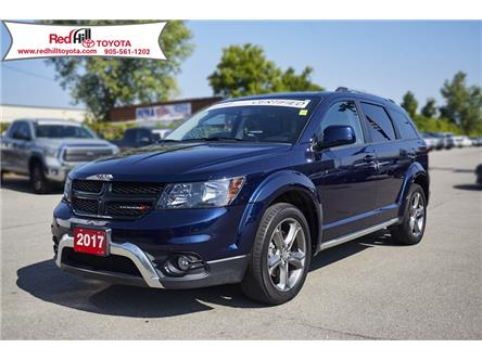 2017 Dodge Journey Crossroad (Stk: 81960) in Hamilton - Image 1 of 24