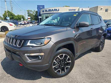 2018 Jeep Compass Trailhawk (Stk: 19S1091A) in Whitby - Image 1 of 27