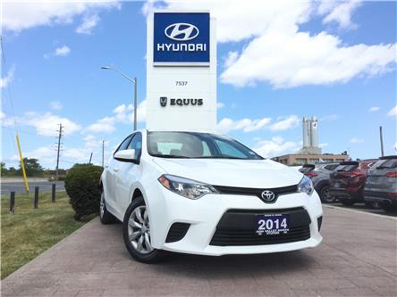2014 Toyota Corolla LE (Stk: 7890H) in Markham - Image 1 of 23