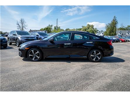 2016 Honda Civic Touring (Stk: U6708) in Welland - Image 2 of 22