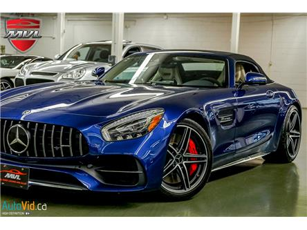2018 Mercedes-Benz AMG GT C  (Stk: ) in Oakville - Image 1 of 33