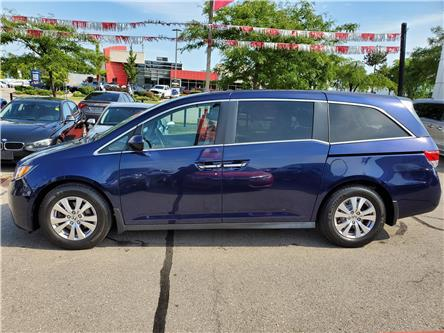 2016 Honda Odyssey EX (Stk: 326793A) in Mississauga - Image 2 of 23