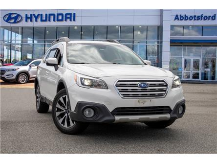 2016 Subaru Outback 2.5i Limited Package (Stk: KT024709A) in Abbotsford - Image 1 of 26