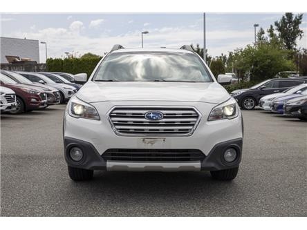 2016 Subaru Outback 2.5i Limited Package (Stk: KT024709A) in Abbotsford - Image 2 of 26