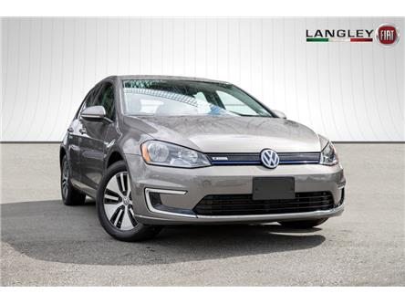 2016 Volkswagen e-Golf SE (Stk: LF2351) in Surrey - Image 1 of 24