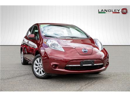 2016 Nissan LEAF S (Stk: LF010450) in Surrey - Image 1 of 22